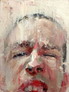 "Tyler D Graffam;  ""Self Portrait During Cluster Headache"""