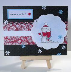 Carte Noël 2013 (Scrapboocrys)