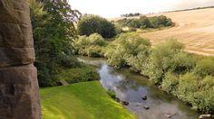 River Tyne at Hailes Castle