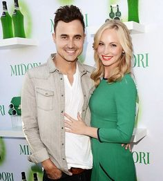 Chatter Busy: Candice Accola And Joe King Married