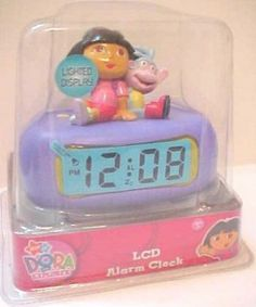 22 Best Dora Clocks Images Send In The Clowns Dora The