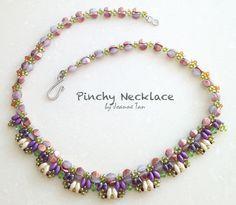 Pinchy שרשרת   JewelryLessons.com