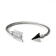 Jenems   • new arrow cuff bracelet • buy now at...