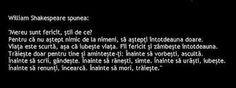 William Shakespeare Romanian