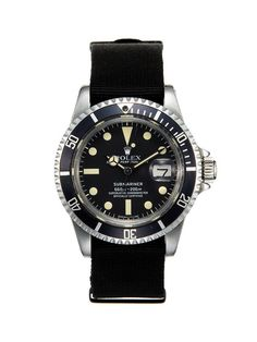 Rolex Oyster Perpetual Submariner Date Watch (c. 1979)
