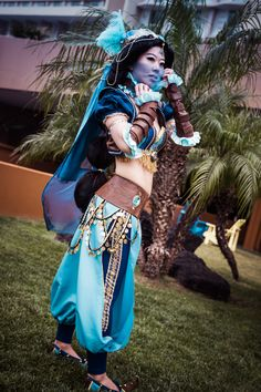 Steampunk Jasmine Cosplay by cindyrellacosplay on DeviantArt Disney Cosplay, Epic Cosplay, Amazing Cosplay, Cosplay Outfits, Cosplay Girls, Female Cosplay, Anime Cosplay, Chat Steampunk, Style Steampunk