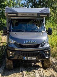 Off Road Camper, Truck Camper, Rv Campers, Camper Trailers, Iveco Daily Camper, Iveco Daily 4x4, Iveco 4x4, Mercedes Camper, Camper Van Conversion Diy