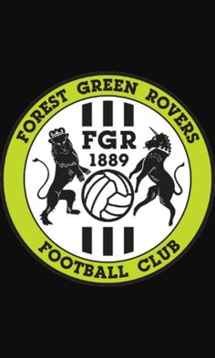 df0cfed60cd Forest Green Rovers English Football Teams, British Football, Football Team  Logos, Sports Team