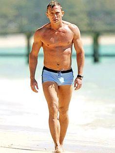 Craig..Daniel Craig.
