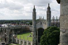 Cambridge, King's College #Cambridge #Architecture