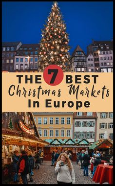 The 7 best christmas markets in europe. What to see, do, eat and where to find t… The 7 best christmas markets in europe. What to see, do, eat and where to find the best holiday cheer in Europe at Christmas time! Best Christmas Markets, Christmas Markets Europe, Europe Holidays, Christmas Travel, Christmas Vacation, Holiday Travel, Christmas Fun, Paris At Christmas, Camping Holiday