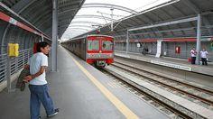 Linea 2 del metro de Lima  -Perú -JH14