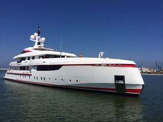 ISA Yachts Forever One (via Yachting Magazine)