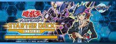 Baraja de principiante de Yu-Gi-Oh!: El golpe de enlace | MAGIC ALL GOAL