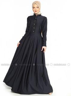 Efruz Giyim 2015 Elbise Modelleri - Tesettür Giyim