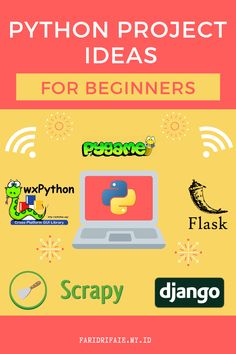 Python Project Ideas for Beginners: Projects That Produce Portfolio - C Programming - Ideas of C Programming - computer programming for beginners Programming Tutorial, Learn Programming, Python Programming, Computer Programming, Coding Languages, Programming Languages, Computer Coding, Computer Science, Learn To Code Python