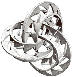 Knot - M.C. Escher, 1966