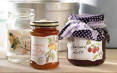 """Etiketten für Marmelade zum Ausdrucken - """"Mit diesen liebevoll gestalteten Etiketten kommen Ihre selbst eingekochten Marmeladen, Gelees und Gemüse ganz groß raus. Mit neuen Etiketten und passenden Rezepten!"""""""