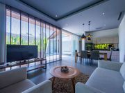 Tropical modern villa with 4 bedrooms in Layan Villa, Tropical, Windows, Bedroom, Outdoor Decor, Modern, House, Home Decor, Trendy Tree