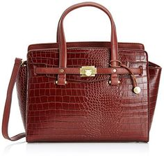 *FIORELLI*LUELLA*CHOC CROC MIX* LARGE*GRAB/SHOULDER * £49.99p*BNWT *RRP £65.00p* in Clothes, Shoes & Accessories, Women's Handbags   eBay