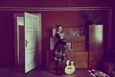 Katarzia. foto: Branislav Šimončík location: Miro Král Love People, Home Appliances, Artist, Inspiration, House Appliances, Biblical Inspiration, Appliances, Artists, Inhalation