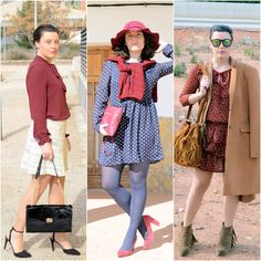 uenas tardes! Es hora de elegir el #lookdelasemana ¿cuál ha sido vuestro favorito? http://mivestidoazul.com/ #ootd #streetfashion #streetstyle #fashionblogger #sunday #looksoftheweek