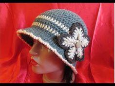 Palarie de iarna, crosetata - model foarte usor si rapid NR 2 - YouTube Crochet Beanie, Crochet Hats, Crochet Projects, Macrame, Crochet Patterns, Youtube, Dresses, Fashion, Goal