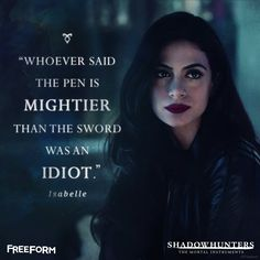 (1) Shadowhunters (@ShadowhuntersTV) | Twitter