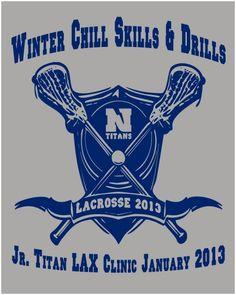 Lacrosse Winter Chill Skills & Drills Duluth, GA #Kids #Events