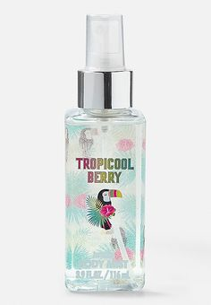 Justice is your one-stop-shop for on-trend styles in tween girls clothing & accessories. Shop our Just Shine Tropicool Berry Body Mist. Kids Makeup, Cute Makeup, Kids Perfume, Girly Things, Cool Things To Buy, Justice Makeup, Parfum Victoria's Secret, Justice Accessories, Unicorn Fashion