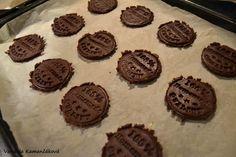 VeKamade: Razítkové sušenky