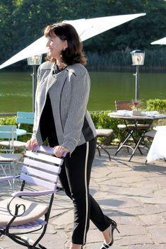 Business Look mit Wohlfühlfaktor in Black & White