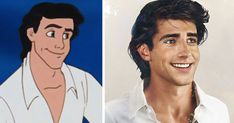 How Disney Princes Would Look In Real Life | Bored Panda