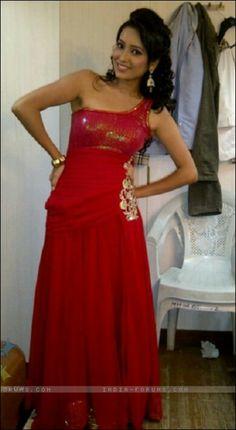 Asha negi Indian Girls, Bollywood, One Shoulder, Actresses, Actors, Formal Dresses, Couples, Hot, Beauty