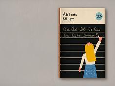 Ábécés könyv on Behance