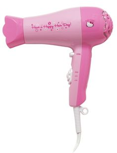 Hello Kitty 1875 Watt Hair Dryer Light Pink * To view further for this article, visit the image link.