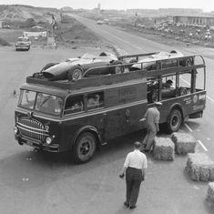 Image detail for -Ferrari Transporter 1960 Zandvoort - rendtransporter - bugatti33 ...