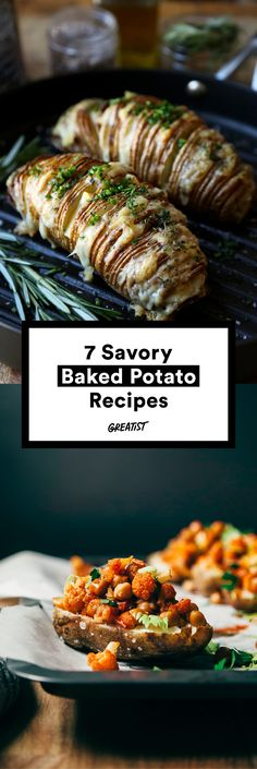 Everything's better in a food boat.  #Greatist http://greatist.com/eat/recipes-to-make-inside-a-baked-potato