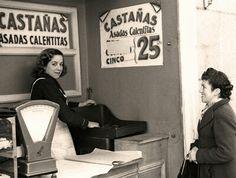 Castañera - Madrid, 1944