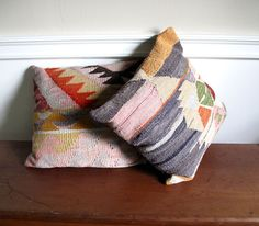 dalloway collection. vintage turkish pillow. $38.00, via Etsy.