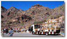 Sabino Canyon Recreation Area - Tucson, AZ - DesertUSA.