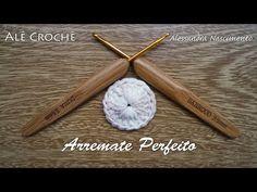Argolinha Inicial/Miolinho/ARREMATE PERFEITO/ALÊ CROCHÊ - YouTube