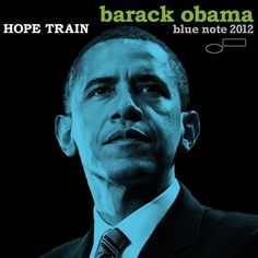 Jazz For Obama 2012: The benefit concert and the mock album covers