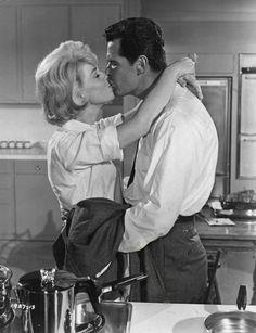 Doris Day and James Garner