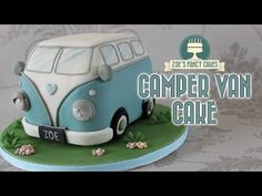 VW Camper Van video tutorial