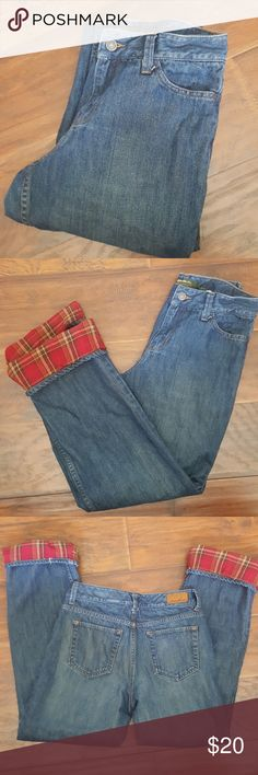 Eddie Bauer Flannel lined Jeans Flannel lined jeans Great for those cold nights! Eddie Bauer Jeans