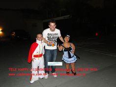 Anão Elvis  e Anã Policial, fazendo a interação com pessoas e agitando festas e eventos...  Ligue e contrate para sua festa. (11)4965 7505 (11)98128 3436 WhatsApp www.ciadosanoes.com.br