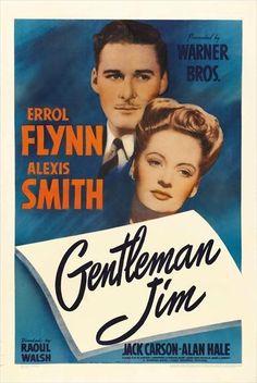 Gentleman Jim (1942) Castellano, solo en descargacineclasico.com