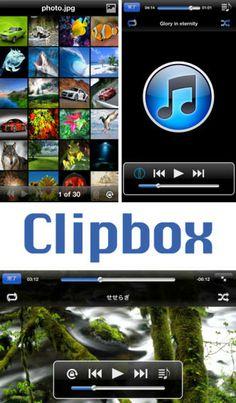 Top Free iPhone App #155: Clipbox - KGC by KGC - 04/05/2014
