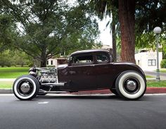 32 Ford 5 Window coupe